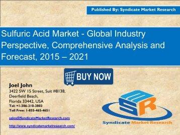 Sulfuric Acid Market