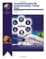 Counterfeit Prescription Pills Containing Fentanyls A Global Threat