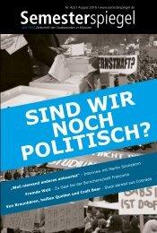 POLITISCH?