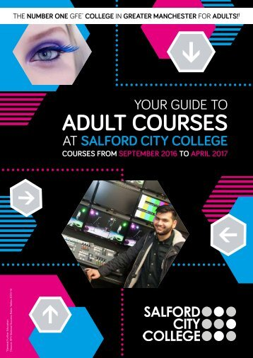 ADULT COURSES