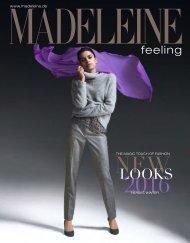 Каталог Madeleine Feeling осень-зима 2016. Заказ одежды на www.catalogi.ru или по тел. +74955404949