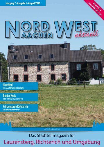 WEB - Nord West - Ausgabe 72 - Juli 2016