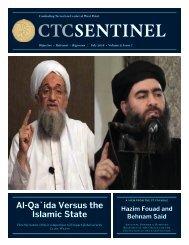 Al-Qa`ida Versus the Islamic State