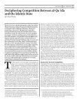 Al-Qa`ida Versus the Islamic State - Page 3