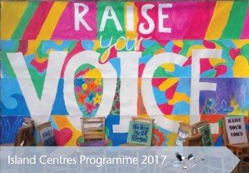 Island Centres Programme 2017