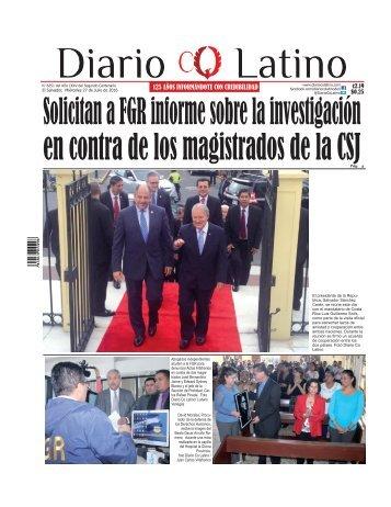 Edición 27 de Julio de 2016