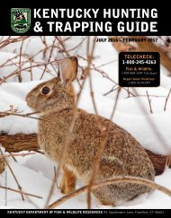 & TRAPPING GUIDE