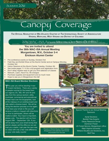 Canopy Coverage