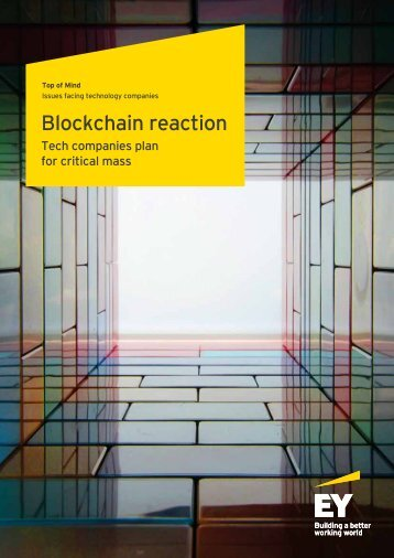 Blockchain reaction