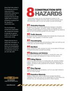 FMCA - Construction Zone Hazard Awareness Adult Pamphlet - Page 2