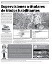 Supervisiones a titulares de títulos habilitantes - Page 2