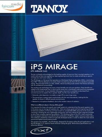 iP5 Mirage A/W