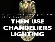 Pink Chandeliers: Wonderful Lighting!