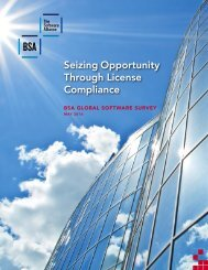 Seizing Opportunity Through License Compliance