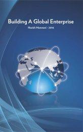 Building A Global Enterprise