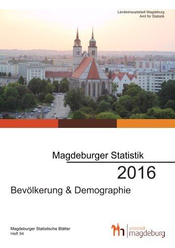 Bevölkerung & Demographie 2016
