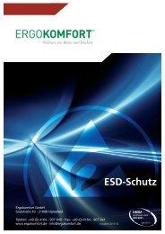 Ergokomfort - ESD Katalog