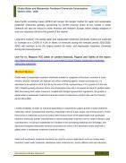 water and wastewater treatment chemicals Market - Page 3
