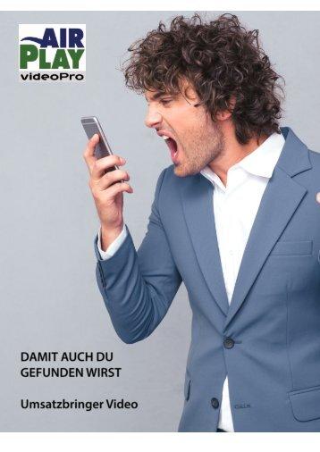 VideoProduktion:  AirPlay Vienna