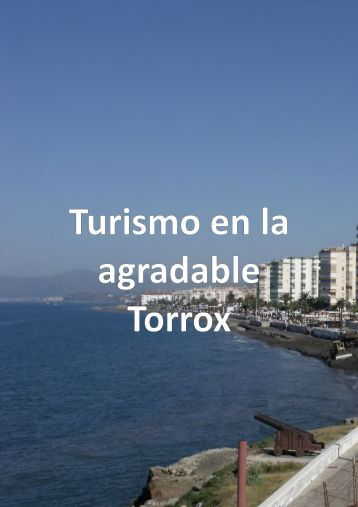 De turismo en torrox costa