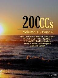 200 CCs - July 2016