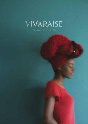 Vivaraise Lookbook Printemps-Été 2016