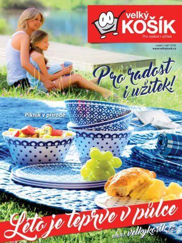 Velký Košík - srpen / září