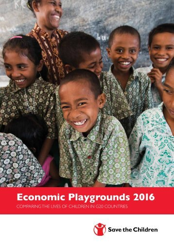 Economic Playgrounds 2016
