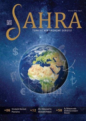Sahra dergi 2'ci sayı
