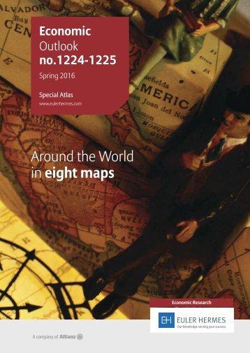 Around the World in eight maps