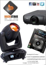 Back Stage Eventos Capa Pagina 01
