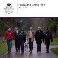 Police and Crime Plan