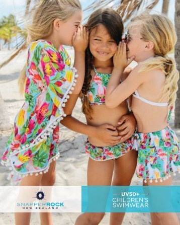 Snapper Rock 2017 Collection Catalog