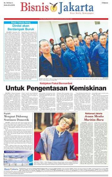 Bisnis Jakarta 28 Juli 2016