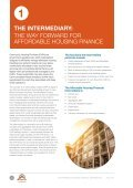 THE AFFORDABLE HOUSING FINANCIAL INTERMEDIARY - Page 4