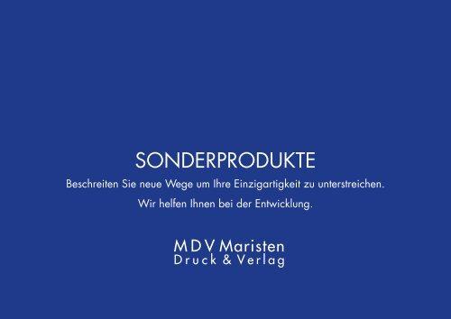 MDV-Medien-Präsentation-2016-Sonderprodukte