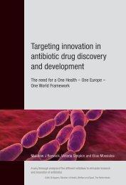 antibiotic drug discovery and development