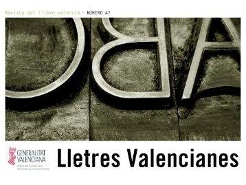 Lletres Valencianes