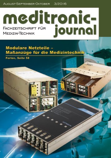 meditronic-Journal 3-2016