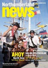 Northumberland News Summer 2016