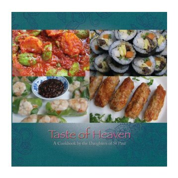 Cookbook Online Flipbook Sample