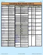 css3-cheat-sheet - Page 5