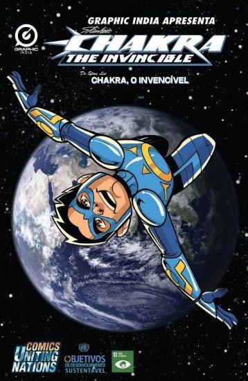 CHAKRA, O INVENCIVEL Climate Change