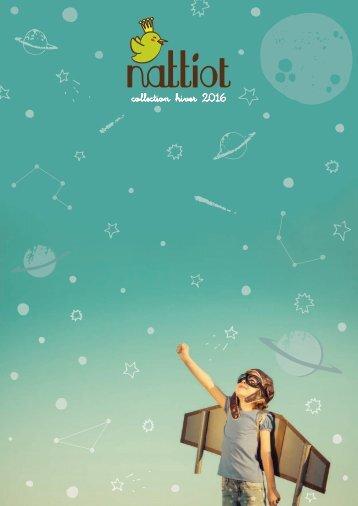 Nattiot Catalogue Automne-Hiver 2016