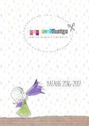 Papercutdesign Katalog 2016-2017