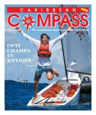 Caribbean Compass Yachting Magazine August 2016