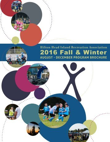 Island Rec Fall/Winter Brochure 2016