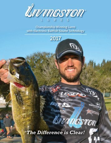 Livingston 2017 Product Catalog