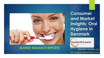 Consumer and Market Insights  Oral Hygiene in Denmark