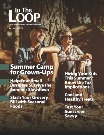 Summer Camp for Grown-Ups